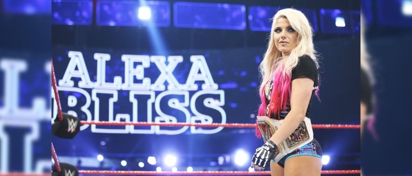 Meninity - A WrestleMania Axxess story about Alexa Bliss and hot women